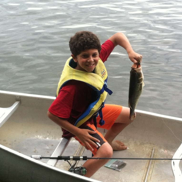 Ethan Rubinstein with Bass#1